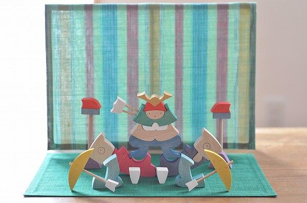 楕円鯉武者