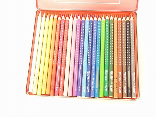 カラーグリップ色鉛筆