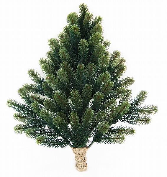 壁掛式クリスマスツリー